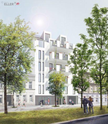 Neubauprojekt * Top 5 * SMART LIVING AM WIENERWALD – 2.Obergeschoß * Fertigstellung Frühjahr 2021 *, 1160 Wien, Apartment